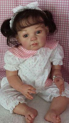 Reborn Toddler Louisa by JannieDe Lange