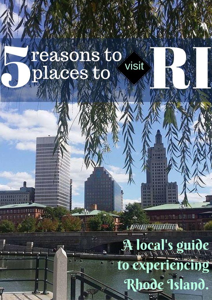 A Localu0027s Guide to Experiencing RI 11
