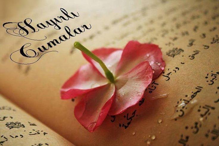 Bizlere bahşettiğin Bu mübârek Cumâ gününü, Rızâna uygun yaşamayı nâsip et Allah'ım … Amin…