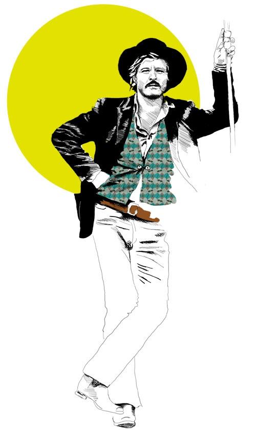 The Sundance Kid | La Belette Rose