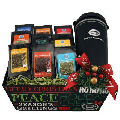 27 best coffee makes the perfect gift images on pinterest coffee specialty decaf coffee gift basket warm their hearts with 9 samplers of freshly roasted 100 negle Choice Image