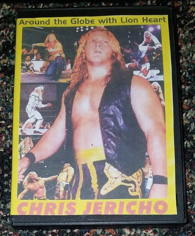 Chris Jericho  Around The Glibe With Lion Heart  2 Dvd Set  Wrestling Japan Njpw - http://bestsellerlist.co.uk/chris-jericho-around-the-glibe-with-lion-heart-2-dvd-set-wrestling-japan-njpw/