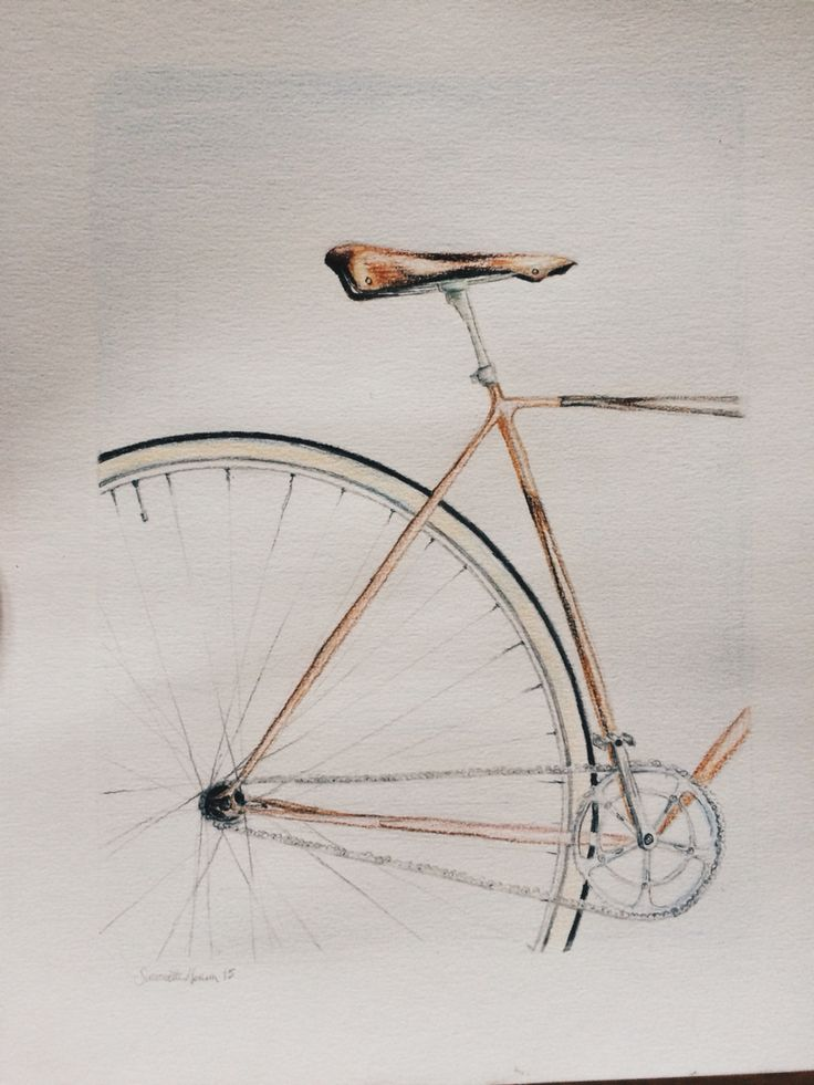 Bike, Simonette Norum