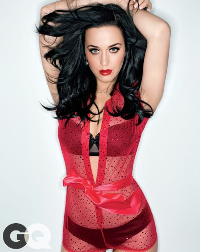 Katy Perry for GQ
