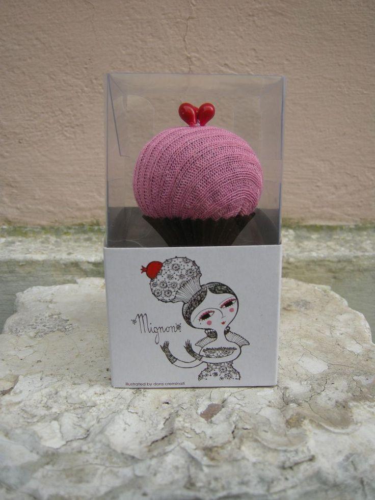 Mignon in pink by Rosso Cuore and Dora Creminati #rossocuoredoracreminati