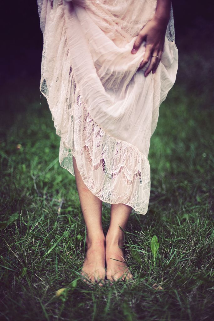 """Forget not that the earth delights to feel your bare feet and the winds long to play with your hair."" Khalil Gibran"