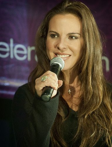 "Kate Del Castillo Actress from Telemundo Novela ""La reina del sur"""