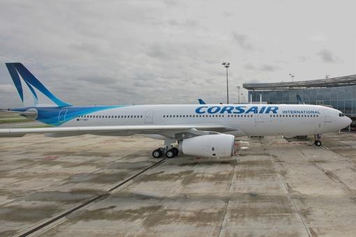 Corsair International : Livraison de son premier Airbus A330-300 (reportage)