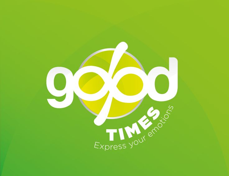 Good Times - Express your emotions! Logo