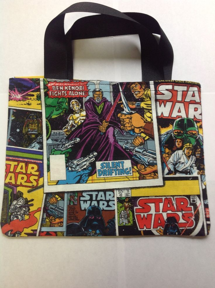 Star Wars Party Favor Bags by LittleScholarBooks on Etsy https://www.etsy.com/listing/158849519/star-wars-party-favor-bags