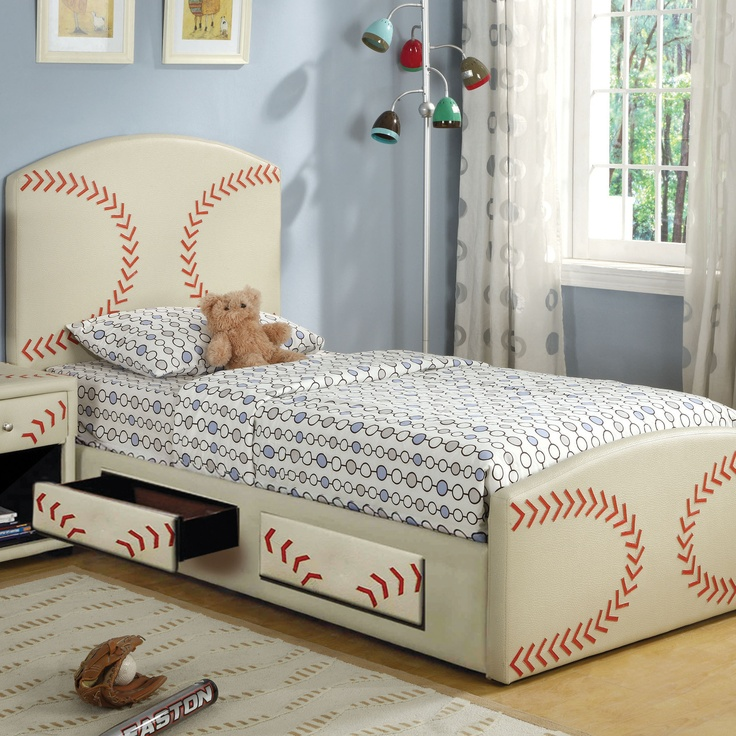 Top 25 best Baseball bed ideas on Pinterest Boys baseball