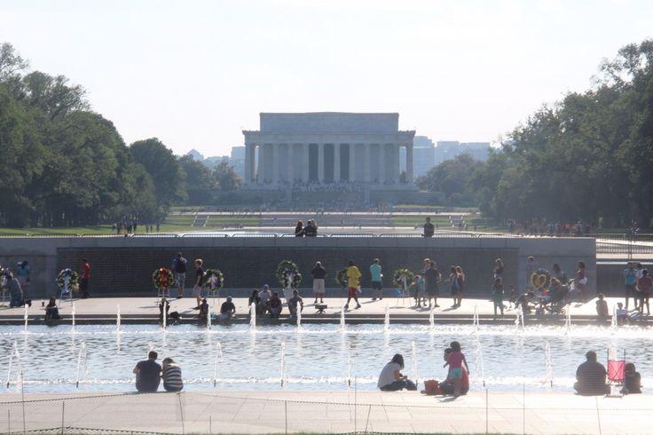 En tur på National Mall i Washington - Opdagelse.dk