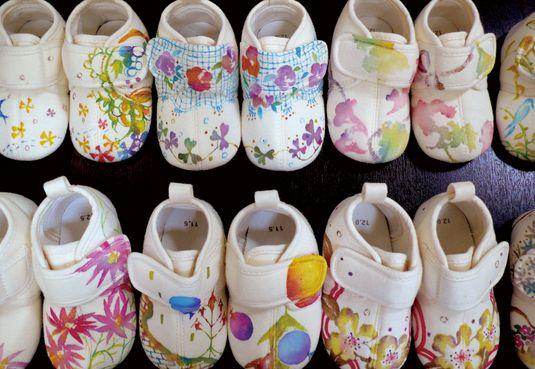 minne(ミンネ)| 赤ちゃんの初めての靴