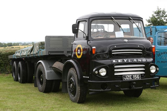 1962 Leyland Beaver