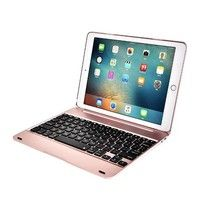 1,Real hard laptop style keyboard with high end ABS material. Not cheap silicone keyboard as other