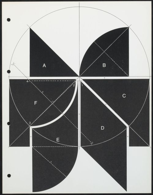 Ben Bos / Collectie NAGO, Bladen uit huisstijlhandboek, 1970