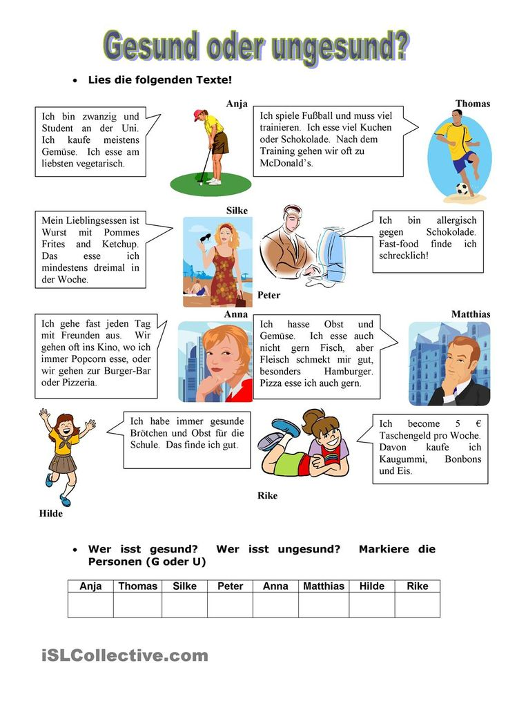 49 best Gesundheit/Krankheit images on Pinterest   Learn german ...