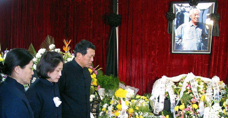 Bury Zhao Ziyang, and Praise Him