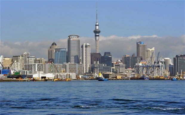"The world's 10 best cities to live in, according to the Economist Intelligence    Unit global ""liveability"" study, which looks at how ""tolerable"" it is to    live in a particular place given its crime levels, threat of conflict,    quality of medical care, levels of censorship, temperature, schools and    transport links.    10. Auckland, New Zealand, which scores an overall rating of 95.7 out of 100"