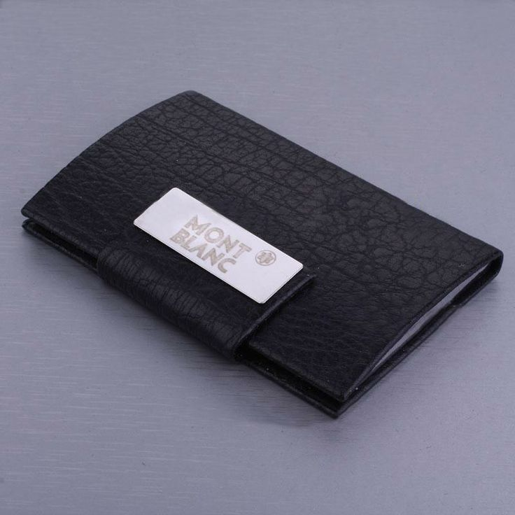 16 best leather images on pinterest business card holders mont blanc business card holder 003 mont blanc 1155 3859 cheap reheart Choice Image