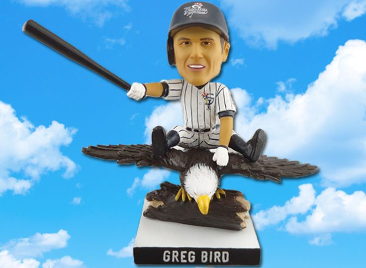 The 2016 Staten Island Yankees season is a week away but the Baby Bombers are already making a splash with their promotional schedule. This past Monday the Yankees unveiled the first of two special bobblehead giveaways they will be handing out to fans when they enter the Richmond County Bank Ballpark and the reaction was […]