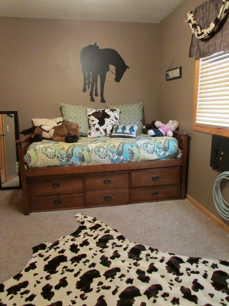western bedroom decor western teen decor i need to find a wall cling like 13807