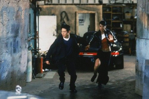 "Aaliyah as Trish O'Day in ""Romeo Must Die"" - Aaliyah Photo (27887617) - Fanpop"