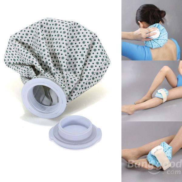 Bag cap lesão muscular esporte gelo primeiros socorros dores de alívio da dor