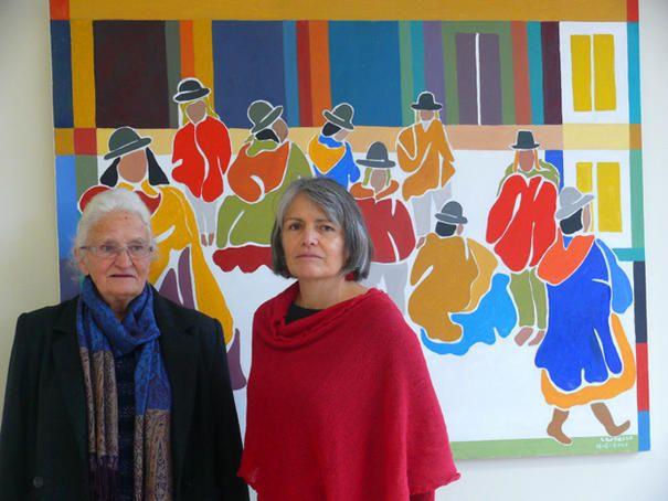 Jorge Carrasco et l'église du Menoux, un chef d'oeuvre méconnu en Berry - Regards - Visiter et profiter - Berry Province