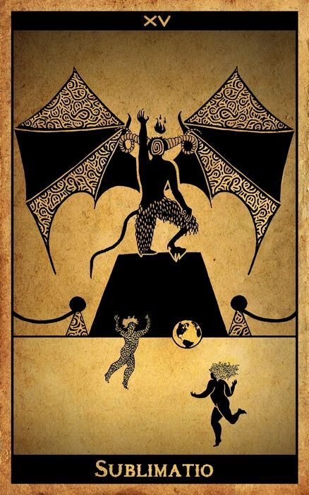 21 Best Tarot-Undeviginti Images On Pinterest