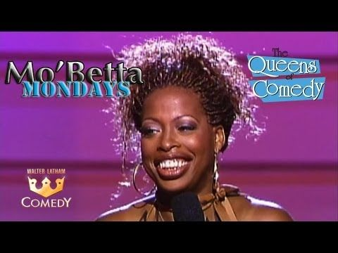 """Adele Givens """"Ghetto Baby Names"""" Queens of Comedy"""