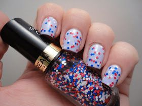 Dutchie Nails: L'Oréal Independence Day