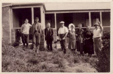 Westaway Family History