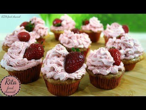BABECZKI TRUSKAWKOWE 🍓 | rita food channel - YouTube
