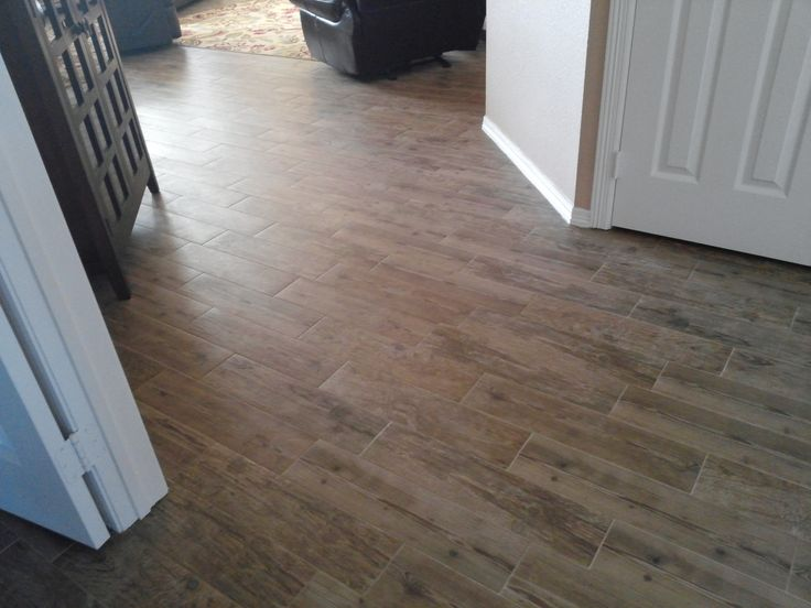 Wood Grain Tile Is An Especially Good Choice For Hightraffic Areas Such At  The