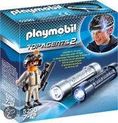 Playmobil Agents Spionnenlamp - 5290