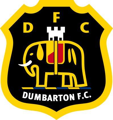 1872, Dumbarton F.C. (Scotland) #DumbartonFC #Scotland (L17642)