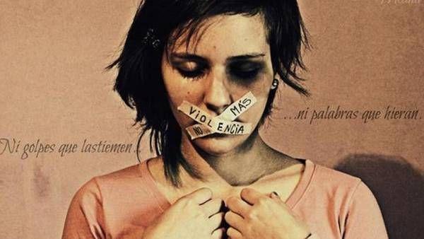 Victoria Ramis en uno de los afiches de la campaña que hizo en Chubut. Melina Lefipán