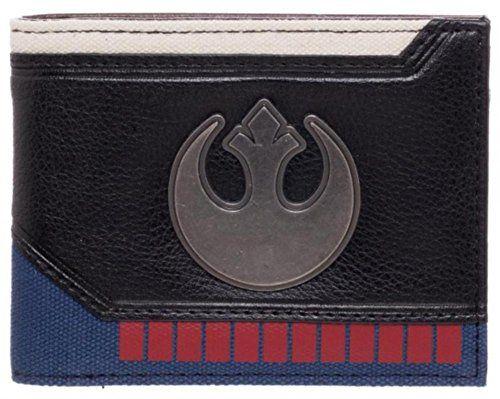 Star Wars - Han Solo Suit Up Bi-Fold Wallet 5 x 3in //Price: $15.27 & FREE Shipping //     #starwarsfan