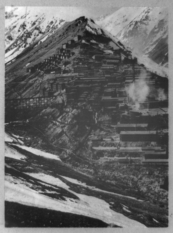 Sewell Chile - Tragedia del humo - Wikipedia, la enciclopedia libre