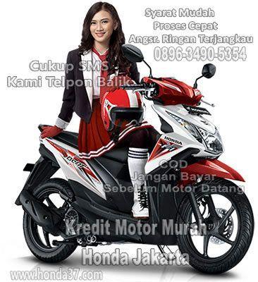 59 FIF Finance Honda Matic, Tabel Daftar Harga Cicilan-Angsuran