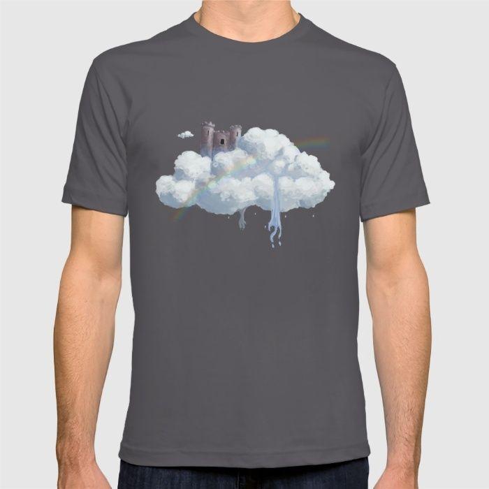 Cloud Castle   T-shirt
