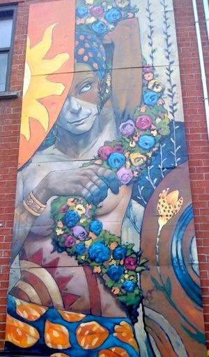 Montreal Graffiti by Josh Jackson