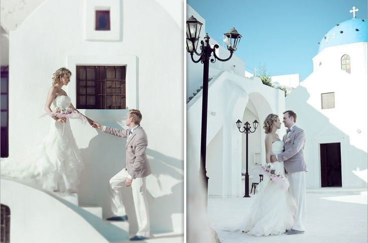Santorini Wedding Pictures | Dream Wedding 2012