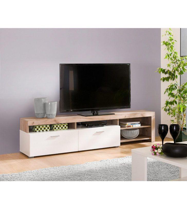 interior design meuble tv bois blanc