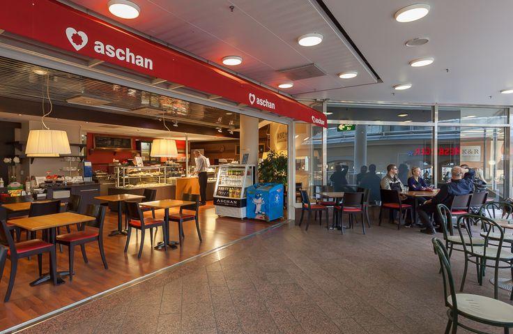 Aschan Café