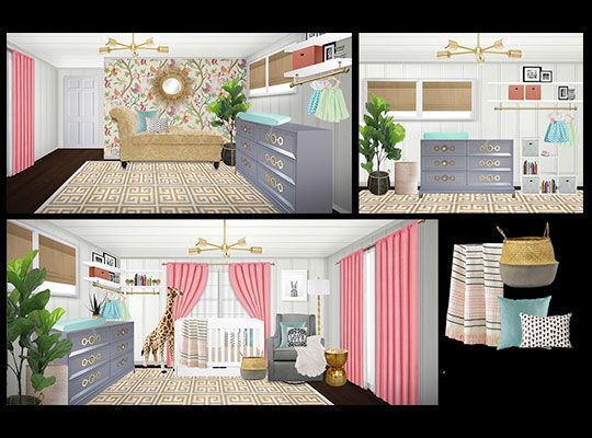 Laurel Wolfe In 4 Easy Steps Our Designers Can Help You Create Your Dream Space Online Interior Design Service Matches With A Certified Designer