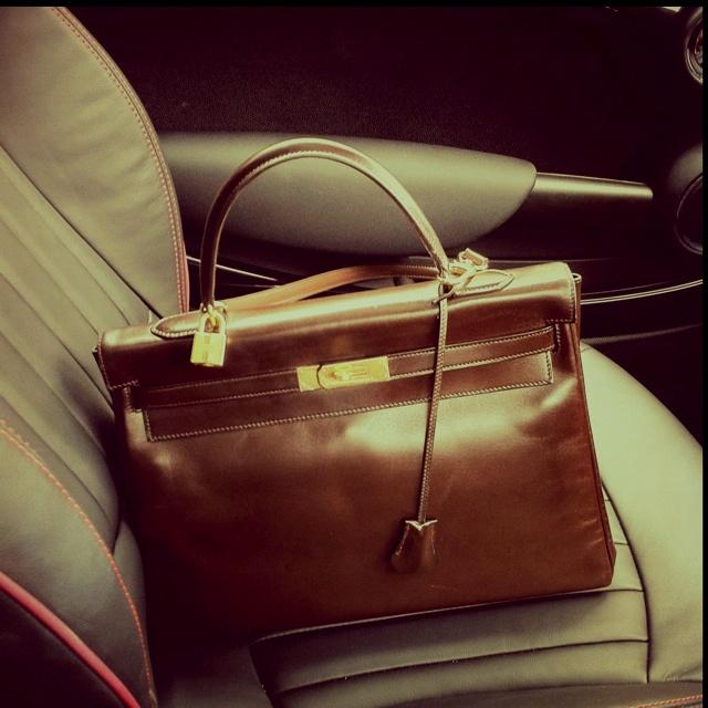 cheap hermes bags uk - Vintage Hermes Kelly bag: my second dream bag!! So classic ...