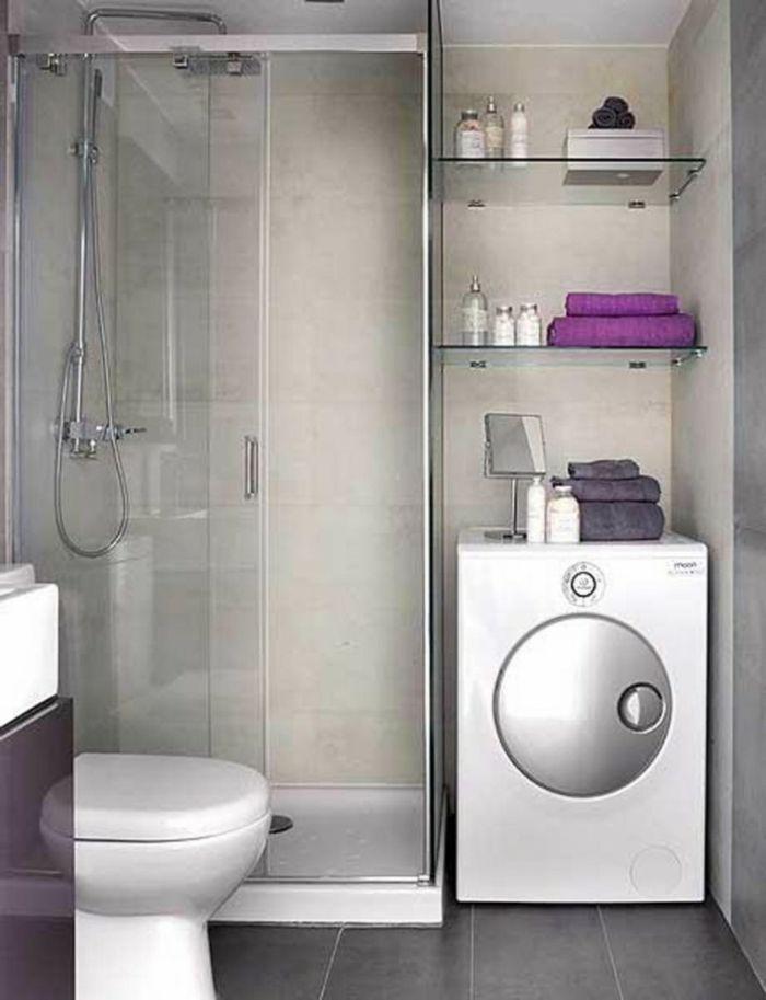 Die Heutigen Kleines Bad Lösungen Sind Vor Allem Für Menschen Gedacht,  Welche Diesen Raum Dringend Größer Und Ansprechender Erscheinen Lassen  Wollen.