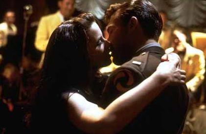 Kate Beckinsale & Ben Affleck [PEARL HARBOR, Pearl Harbor] 2001